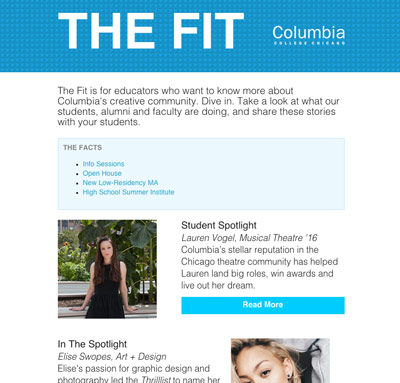 The Fit Newsletter: February 2015