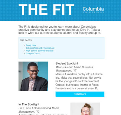 The Fit Newsletter: May 2015
