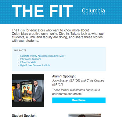 The Fit Newsletter: February 2016