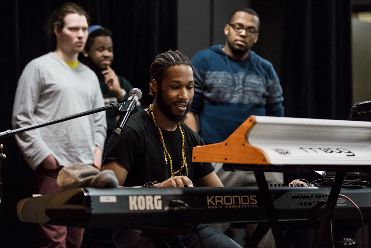 Music Columbia College Chicago Cory Henry workshop