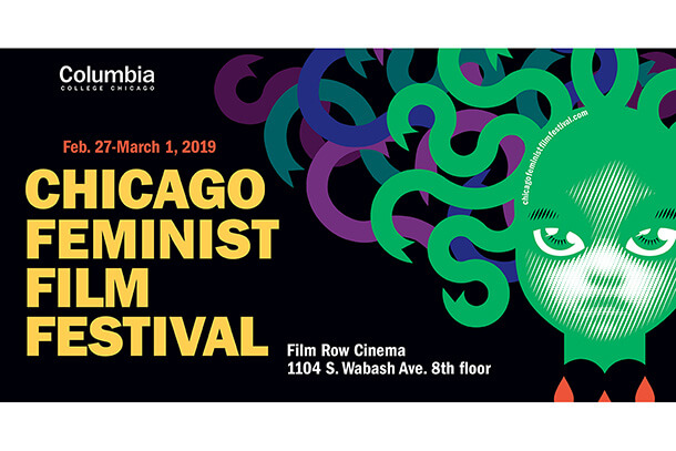 Poster of Chicago Feminist Film Festival