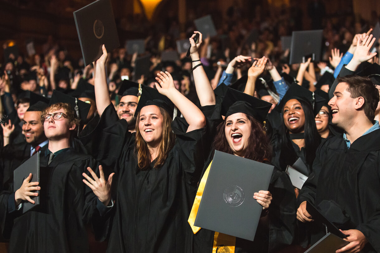 Commencement | 2019 | Columbia College Chicago | Honorary Degree