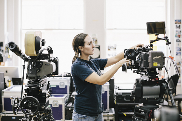 Image of  					Equipment Centers for Cinema and Television