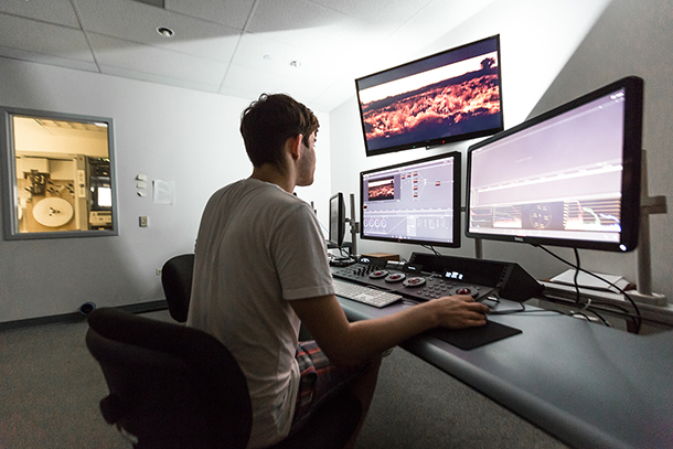 Image of Post-Production Center