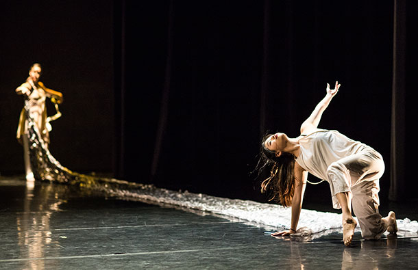Dance Center Performance Image